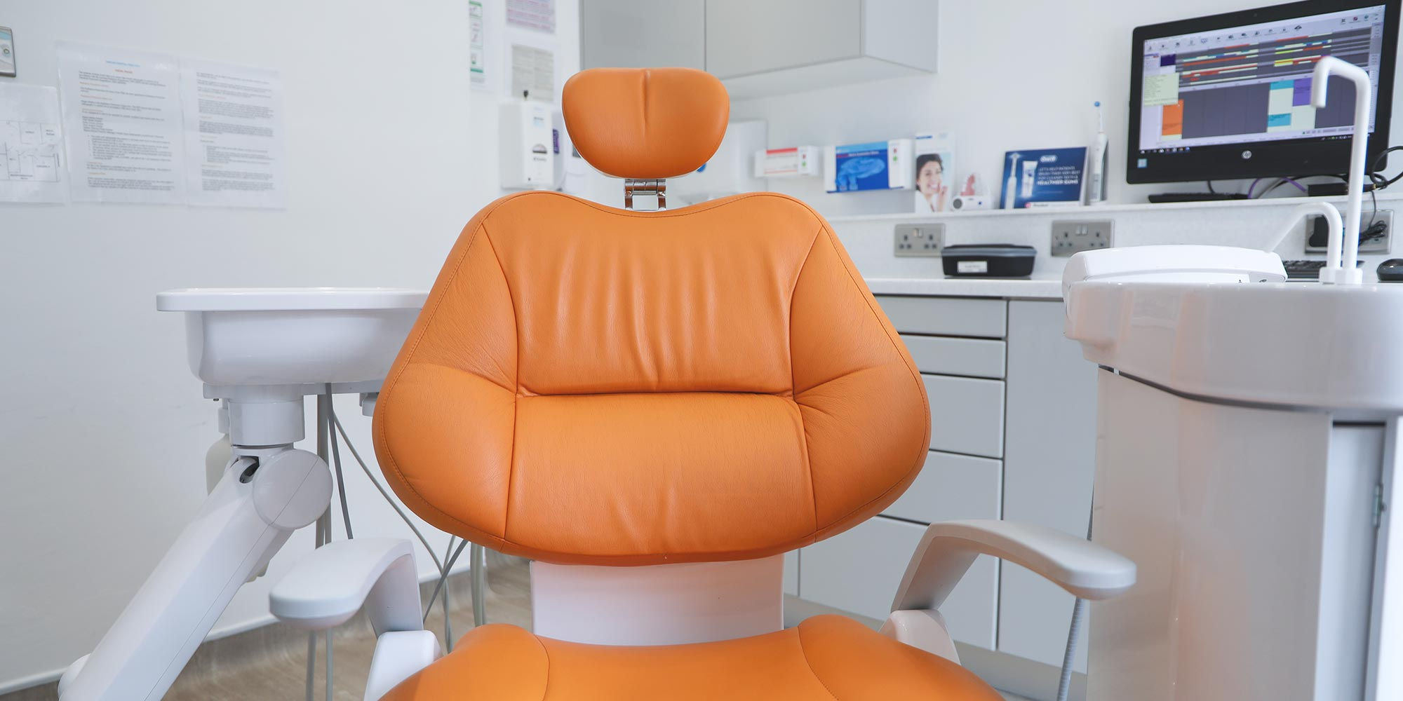 Looking for a dentist in Salisbury? Half-price check-ups for new patients!