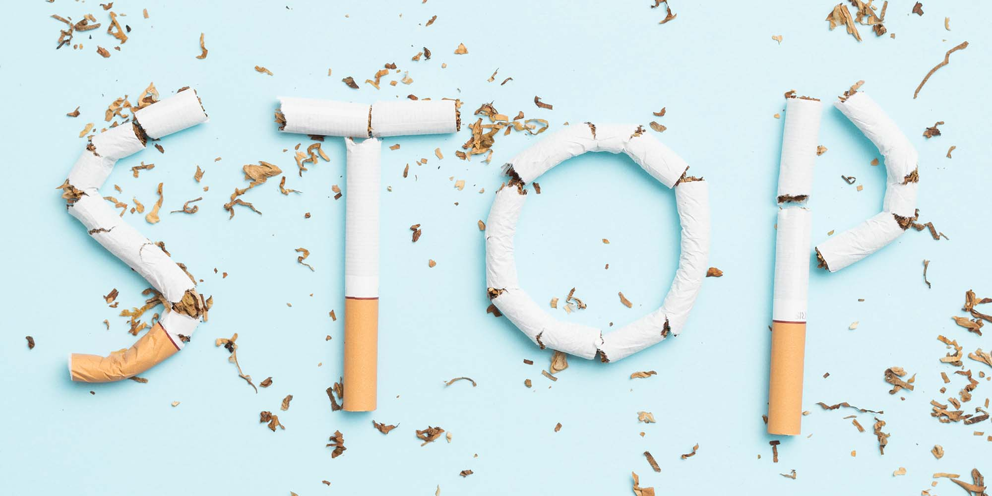 Start breathing this STOPtober and quit smoking for good